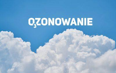 Ozonowanie