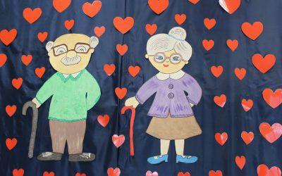 Dzień Babci & Dziadka (Grupa Starszaków)